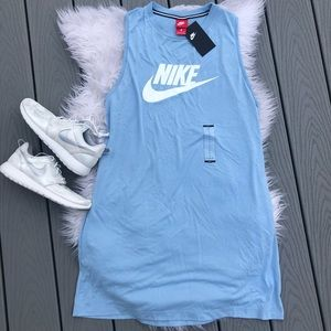 Nike sleeveless casual dress